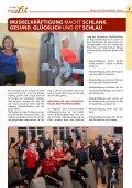 Neueste Studio News / Journal: MEHR - easyfit Parsberg - Seite 3