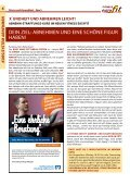 Neueste Studio News / Journal: MEHR - easyfit Parsberg - Seite 6