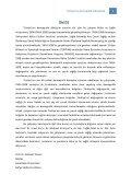 Türkiye'nin Demografik Dönüşümü - Hacettepe Üniversitesi Nüfus ... - Page 5