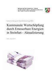 Aktualisierung Steinfurt pdf - Institut für ökologische ...