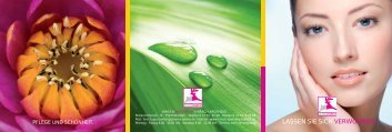 Download Kosmetikprogramm - Hirsch Apotheke Bretten