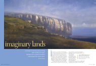 Davis, Holly, Imaginary Lands, The Artist's Magazine, November