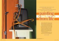 Meyer, Ruth K., Painting Machines from Life, The Artist's Magazine ...