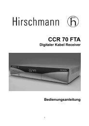 CCR 70 FTA
