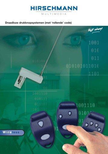 Albano brochure 1 - Hirschmann Multimedia