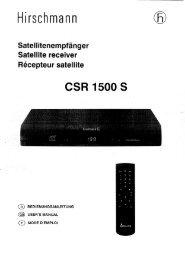 CSR 1500 S