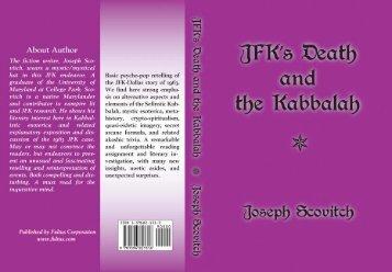 JFK's Death and the Kabbalah - Fultus Writers - Fultus Corporation