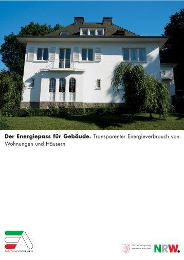 Der Energiepass für Gebäude - HIS Immobilien GmbH