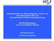 AKL - Hochschul-Informations-System GmbH