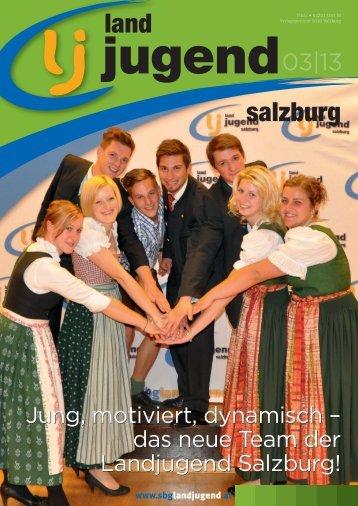land salzburg - Landjugend Österreich