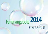 Ferienbroschüre 2014 (PDF-Datei, 4,14 MB) - Bad Homburg