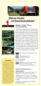 Streckenkarte 2013 [PDF 3.6 MB] - Page 2