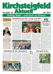 Ausgabe 56 - Juli 2013 - allod media C2 GmbH