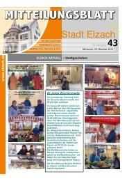 KW43 - Stadt Elzach