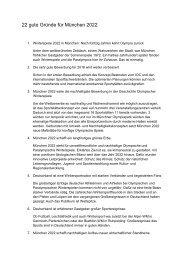 22 gute Gründe für München 2022 (85 kB) - CSU