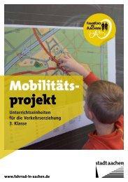 Mobilitäts- projekt - Stadt Aachen