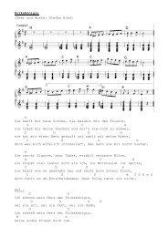 Polkakönigin (Text und Musik: Stefan Hiss) e Sie ... - HISS-fans.de
