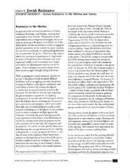 Lesson 6 Jewish Resistance - TeacherWeb