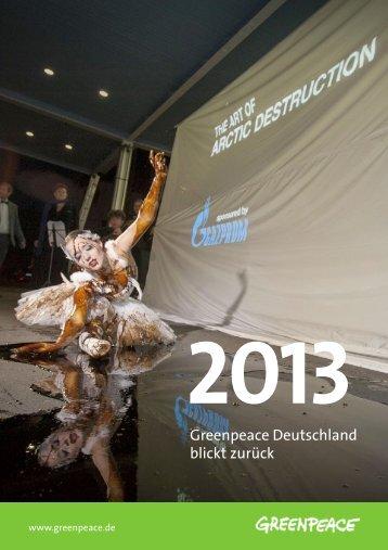 als PDF herunterladen - Greenpeace