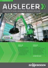 Download PDF - SENNEBOGEN Maschinenfabrik GmbH