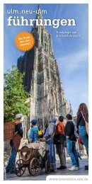 Download der Broschüre (pdf/0,9 MB) - Ulm/Neu-Ulm