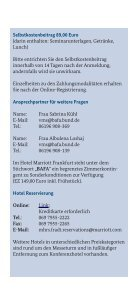 Flyer zum 5. Informationstag Exportkontrolle am 9. Dezember - Bafa - Seite 4