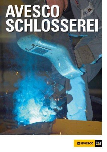 Flyer Schlosserei (PDF)