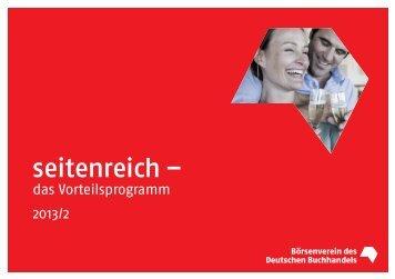 seitenreich – - boersenblatt.net
