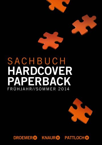 Hardcover Paperback Sachbuch Frühjahr 2014 - Verlagsgruppe ...
