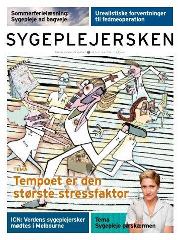 PDF - gå til side 13 - Dansk Sygeplejeråd