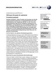 PDF: HAHN+KOLB auf der Motek 2013 - Hahn +Kolb Werkzeuge ...