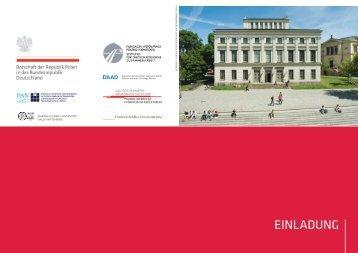 einladung - Histdata.uni-halle.de - Martin-Luther-Universität Halle ...