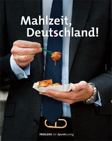 Mahlzeit Deutschland Leseprobe - dpunkt - Verlag