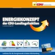 EnErgiEkonzEpt - CDU-Fraktion