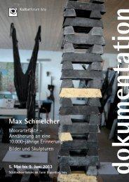 Dokumentation zur Ausstellung von Max ... - in Isny im Allgäu