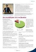 Neptunreport 02/2013 - Baugenossenschaft Neptun e.G. - Page 5