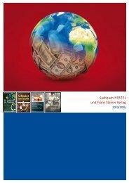 Hirzel Katalog 2013/2014 (PDF)