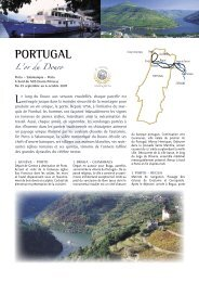 Portugal - Histoire & Voyages