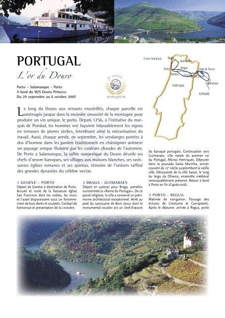 Portugal - Histoire & Voyages