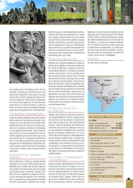 VIETNAM – CAMBODGE - Histoire & Voyages