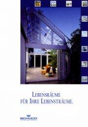 Wintergärten V2 - Metallbau Weinzierl
