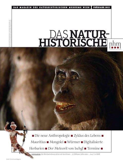 Frühling 2013 - Naturhistorisches Museum Wien