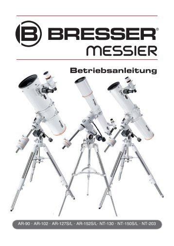 Betriebsanleitung - Bresser