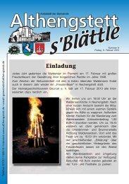 KW 06/2013 - Althengstett