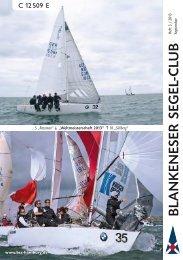 Ausgabe 03/2013 (September) - Blankeneser Segel-Club eV