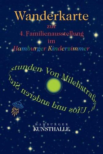 Wanderkarte - Hamburger Kunsthalle