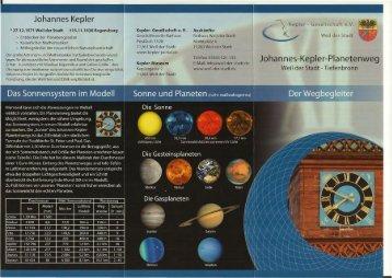 Johannes-Kepler-Planetenweg
