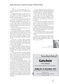 B LICK E I N - Stiftung Tosam - Seite 3
