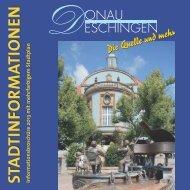 Donaueschingen von A bis Z - Städte-Verlag