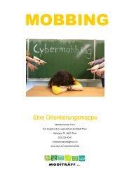 Orientierungsmappe Cybermobbing - Thun